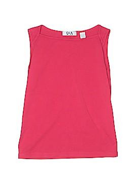 Q&A Sleeveless T-Shirt Size M