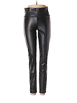 Dynamite Faux Leather Pants Size S
