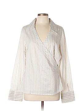 Classiques Entier Long Sleeve Blouse Size XL