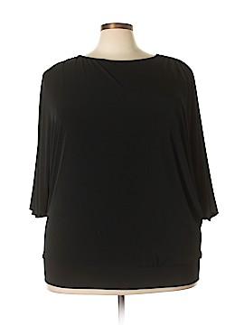 MSK 3/4 Sleeve Top Size XXL