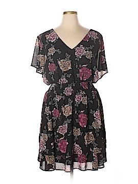 Torrid Casual Dress Size 4X Plus (4) (Plus)
