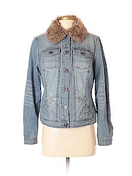 Ruff Hewn Denim Jacket Size S