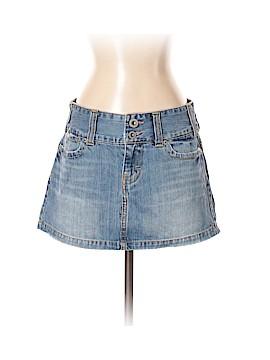 American Apparel Denim Skirt Size 4