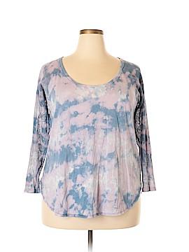 Jessica Simpson Long Sleeve T-Shirt Size 1X (Plus)