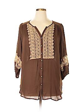 Tasha Long Sleeve Blouse Size L