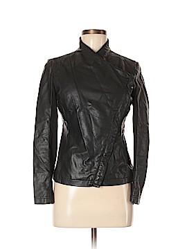 Alfani Faux Leather Jacket Size 2