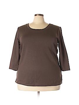 Venezia 3/4 Sleeve T-Shirt Size 28 - 26  (Plus)
