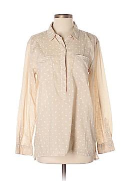 G1 Long Sleeve Button-Down Shirt Size S