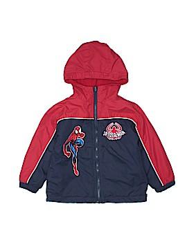 Spiderman Jacket Size 3T