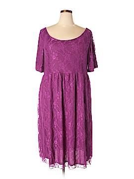 Swak Casual Dress Size 5X (Plus)