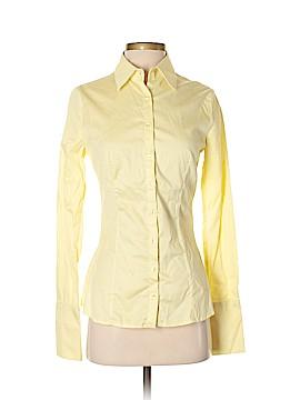 Flavio Castellani Long Sleeve Button-Down Shirt Size 40 (EU)