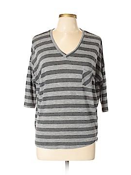 Relativity 3/4 Sleeve T-Shirt Size L (Petite)