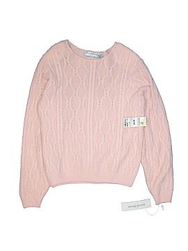 Jeanne Pierre Wool Pullover Sweater Size M