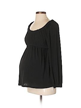 Liz Lange Maternity for Target 3/4 Sleeve Top Size XS (Maternity)