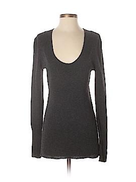 Aqua Cashmere Cashmere Pullover Sweater Size M