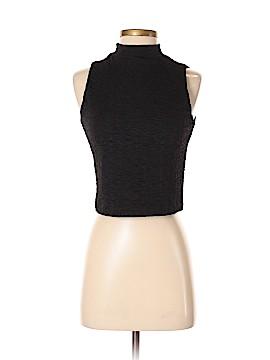 Bar III Sleeveless Blouse Size S