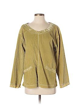 J.jill Long Sleeve Blouse Size M (Petite)