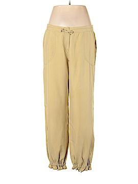 Co & Eddy Silk Pants Size XL