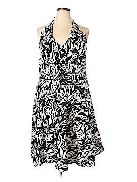 Donna Ricco Casual Dress Size 18 (Plus)