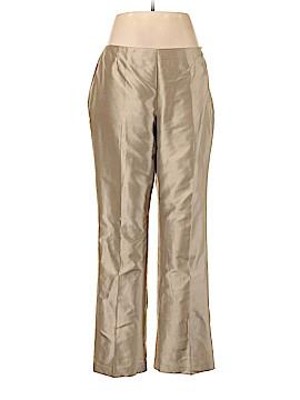 Dana Buchman Silk Pants Size 16