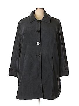 Roaman's Coat Size 26 (2X) (Plus)