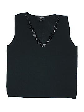 Finity Sleeveless Top Size 2X (Plus)