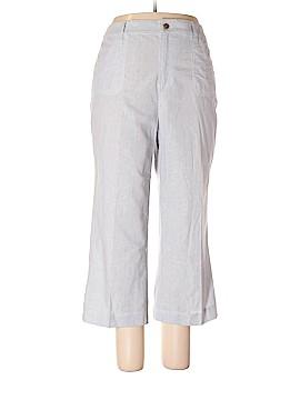 Christopher & Banks Linen Pants Size 16