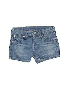 True Religion Denim Shorts Size 10