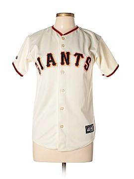 Majestic Short Sleeve Jersey Size L