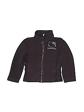 Hello Kitty Fleece Jacket Size 5 - 6