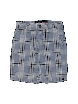 Quiksilver Khaki Shorts Size 4
