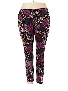 Danskin Now Active Pants Size 3X (Plus)