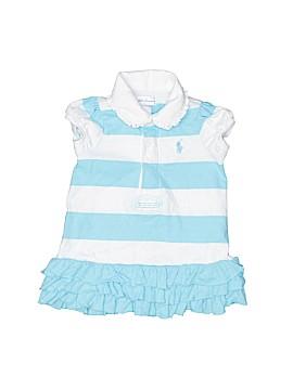 Ralph Lauren Short Sleeve Polo Size 3 mo