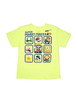 Super Mario Short Sleeve T-Shirt Size X-Large (Youth)