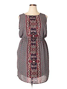 B Collection by Bobeau Casual Dress Size 2X (Plus)