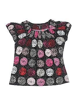 Valerie Stevens Short Sleeve Top Size XL