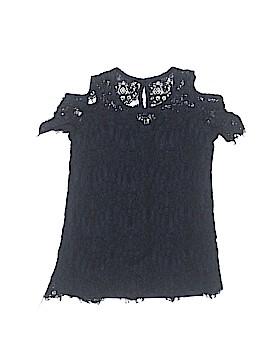 Monteau Girl Short Sleeve Top Size 7