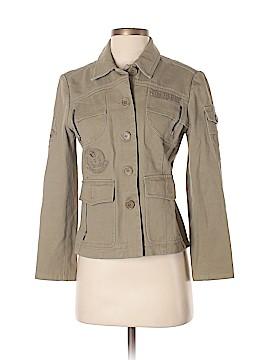 BCBGMAXAZRIA Denim Jacket Size S