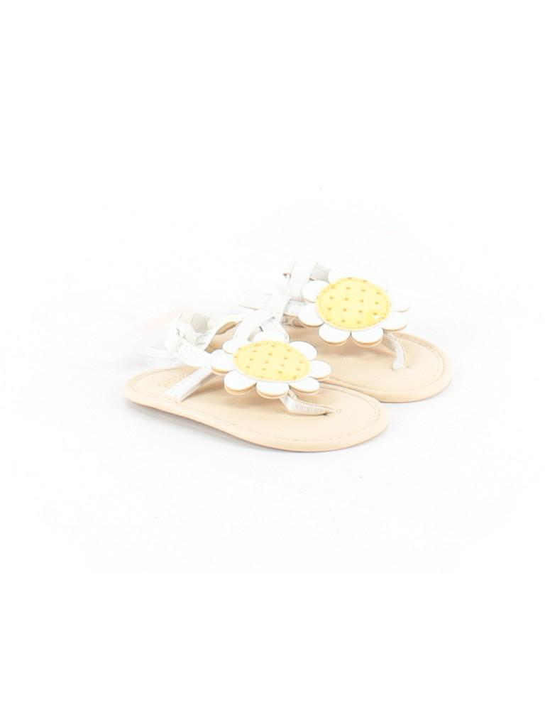 Gymboree Girls Sandals Size 0-3 mo