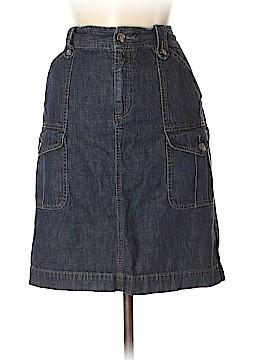 American Living Denim Skirt Size 12
