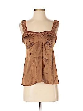 Nanette Lepore Sleeveless Silk Top Size 2