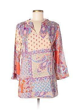 Fashion Fuse Long Sleeve Blouse Size M