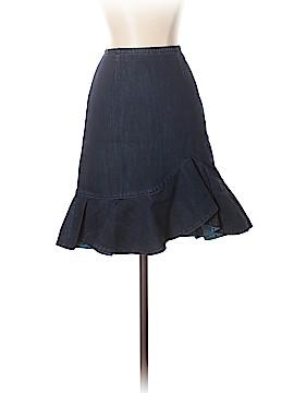Leifsdottir Denim Skirt Size 4
