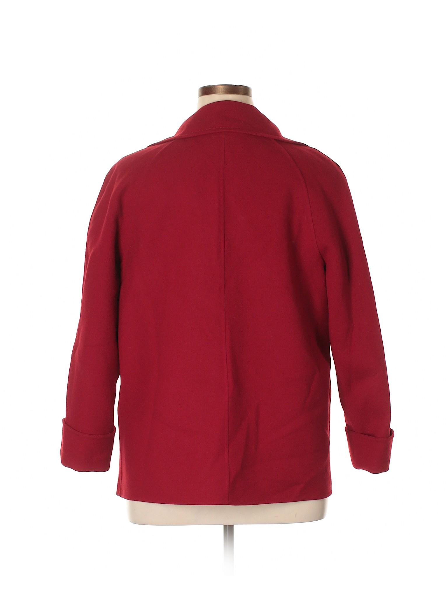 Coat Talbots Wool Wool Boutique Talbots Boutique Boutique Coat Talbots waxfq6Bga