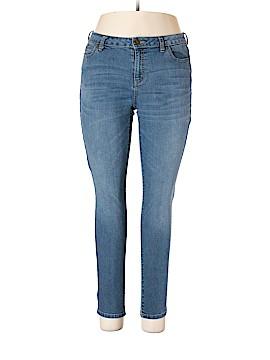 Jennifer Lopez Jeans Size 16 (Petite)