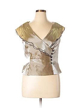 Xscape Short Sleeve Blouse Size 16