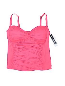 La Blanca Swimsuit Top Size 16W