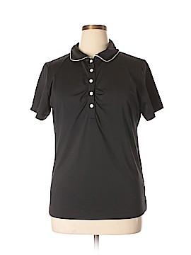 Maggie Lane Short Sleeve Polo Size XL