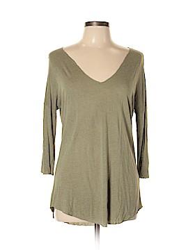 BKE 3/4 Sleeve Blouse Size L