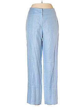 Armani Collezioni Linen Pants Size 10